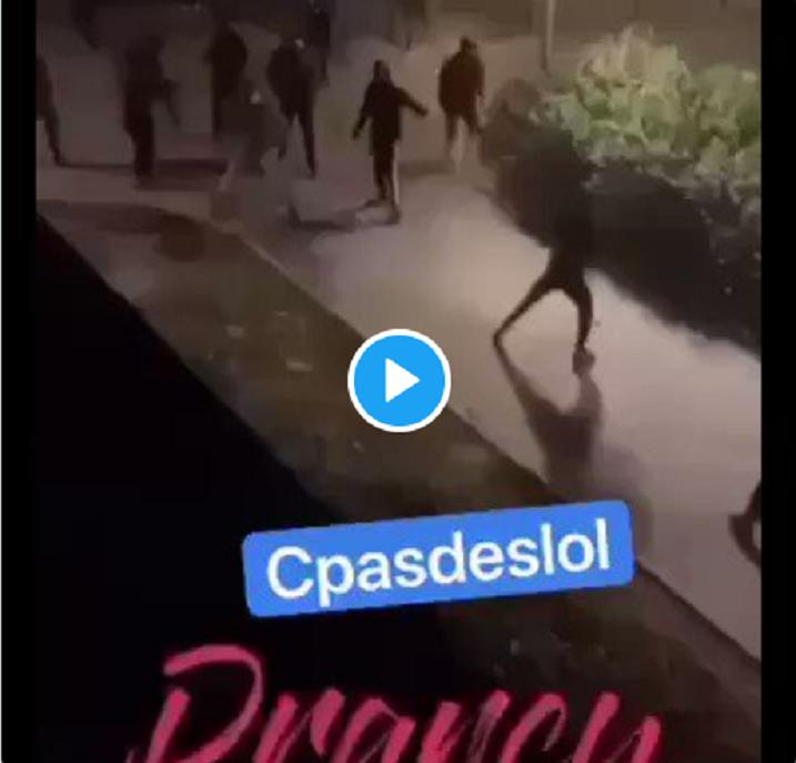 """VIDÉO - Seine-Saint-Denis : scènes de """" terreur """" à Drancy entre bandes rivales - ( #StopRacailles )"""