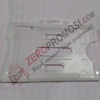 Casing Plastik kapasitas 1 kartu horizontal