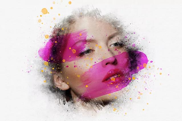 Photo Mockup Color Effect