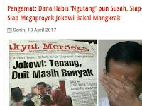 Pindah Ibukota? Fahri: Jokowi, Uang Untuk Makan Nggak Ada, Mau Pindah Kemana?