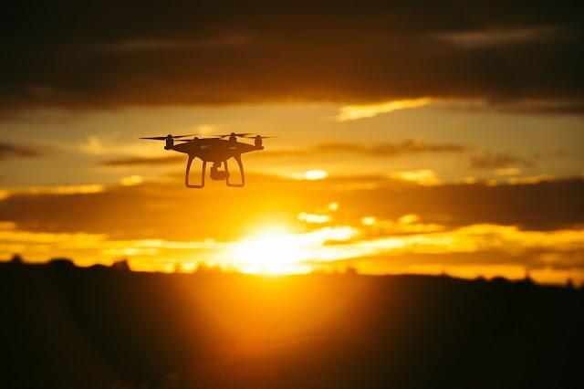 Drónokkal szállíthat pizzát a Pizza Hut