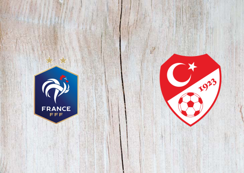 France vs Turkey -Highlights 14 October 2019