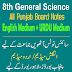 8th Class Science PDF Notes Download Punjab Boards