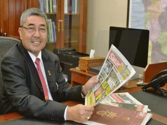 Isu MB baru Kedah terima rasuah RM50,000 untuk hadiri sidang media tolak Mukhriz