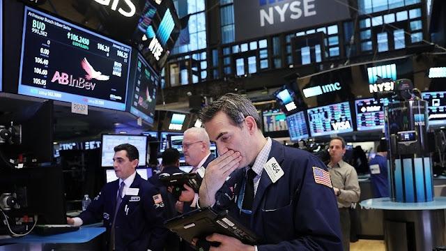 Wall Street vive su peor semana en 10 años y sus índices pierden al menos 7 %