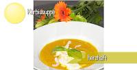 einfach vorzubereiten - Rezept für eine Kürbissuppe