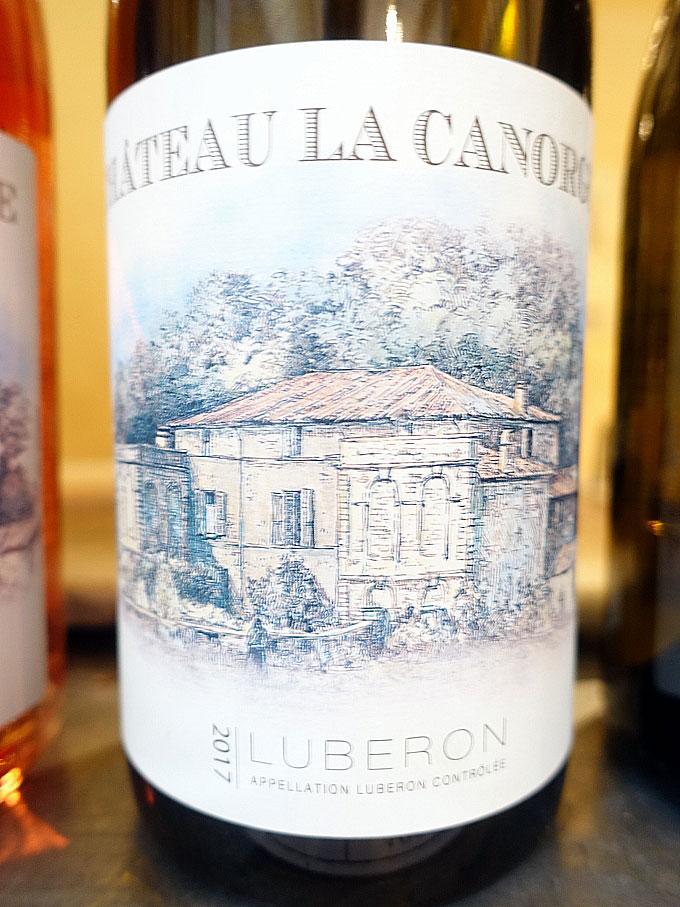 Château la Canorgue Luberon Blanc 2017 (90 pts)
