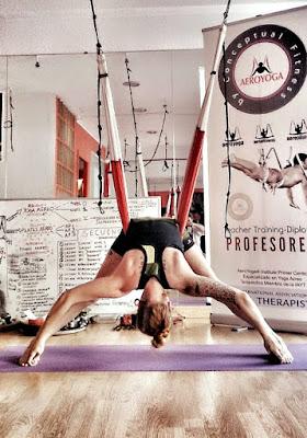 formacion air yoga