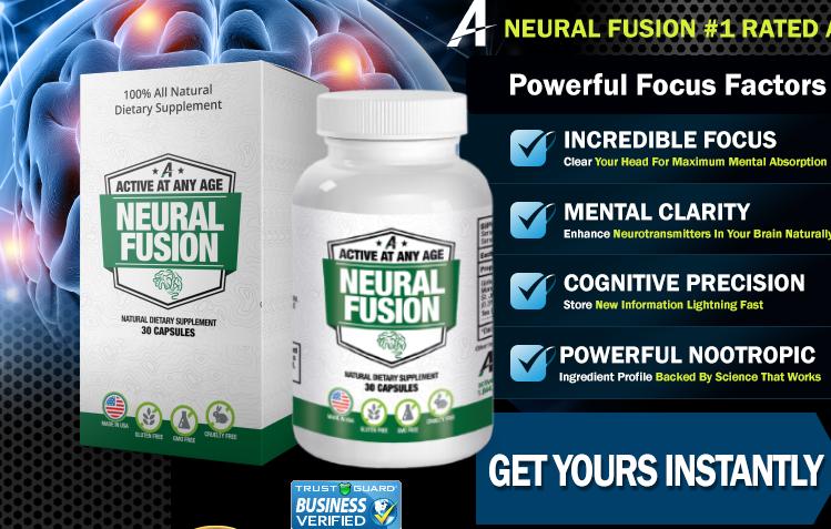 Neural Fusion - Brain Pills