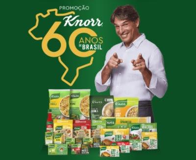 Cadastrar Promoção Knorr 2021 Aniversário 60 Mil Por Mês e Kits