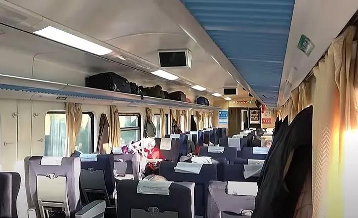 Viajando en el Tren a Pinamar + combinaciones.