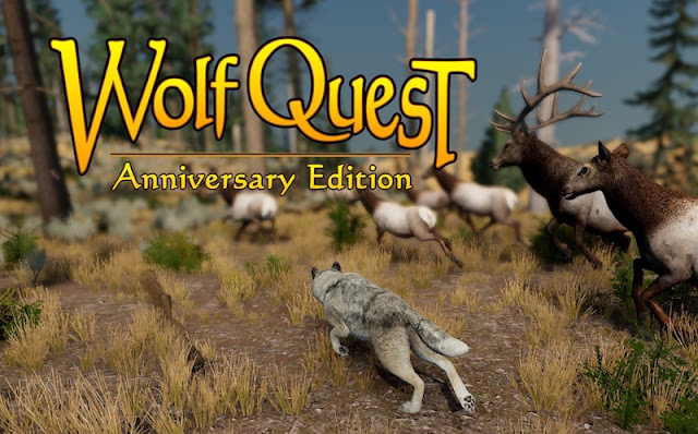 WolfQuest: Anniversary Edition تحميل مجانا