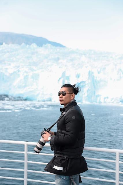 Leo Chan, Glacier