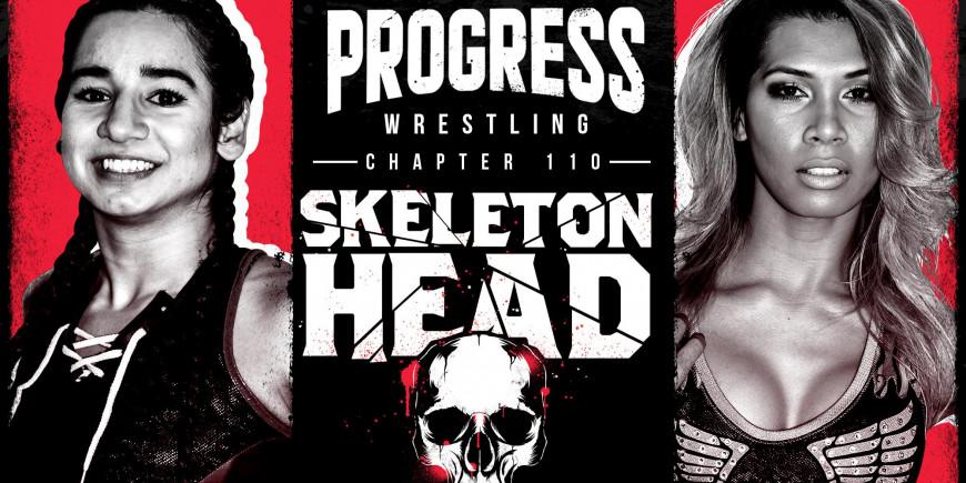 "Cobertura: PROGRESS Chapter 110 ""Skeleton Head"" – A próxima rainha!"