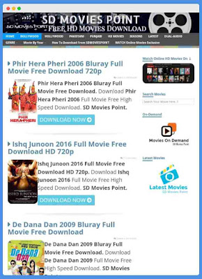 SDMoviesPoint 2020 Bollywood Movies Download