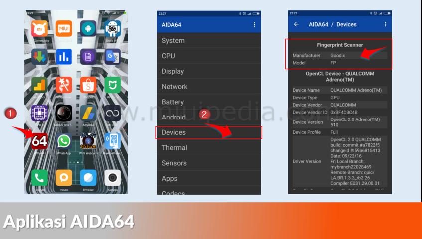 Cara menggunakan Aplikasi AIDA64