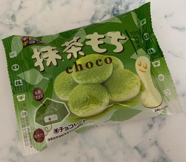 Choco Matcha Sweets