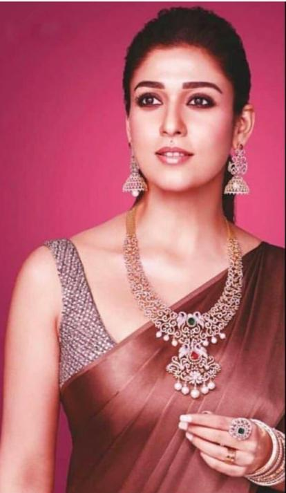 Nayantara Diamond Jewellery Sets