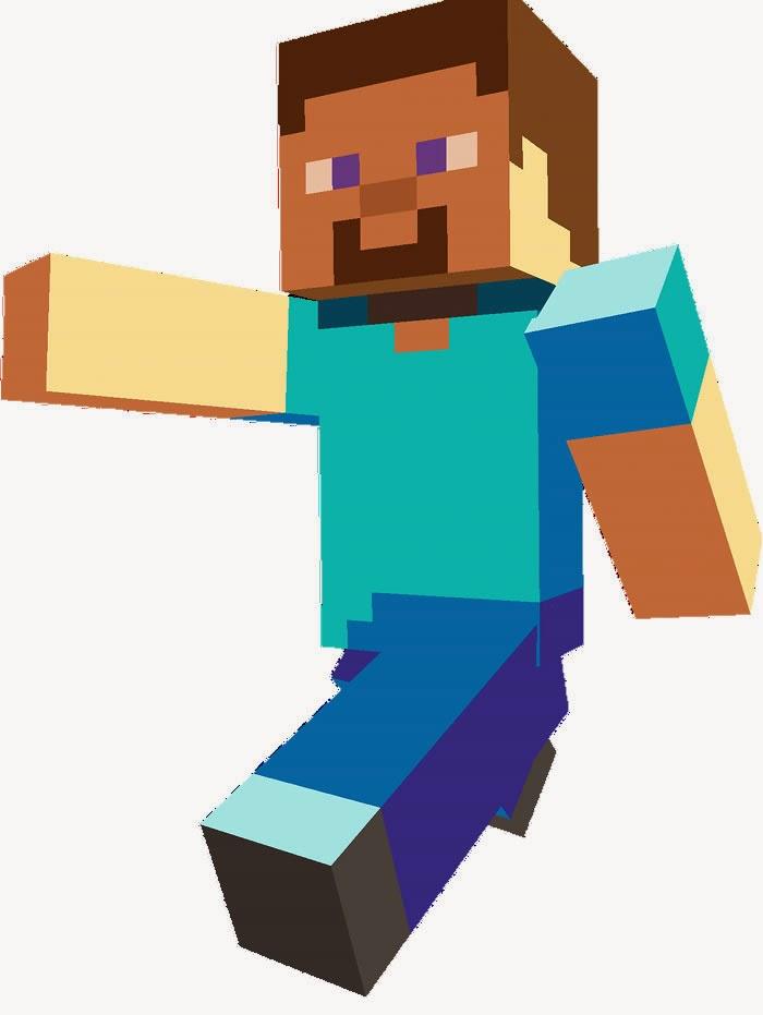 "MineCraft ""Steve"" Mask Skin"