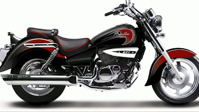New Hyosung Aquila 250 cruiser bike image