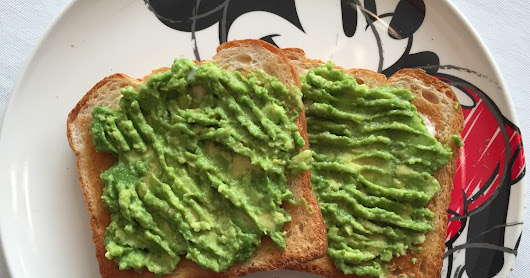 Avocado Toast Destroys the American Dream
