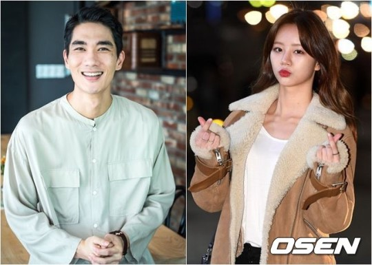 Hyeri and Uhm Tae Goo reportedly to be the leads for the upcoming movie 'Dempsey Roll'