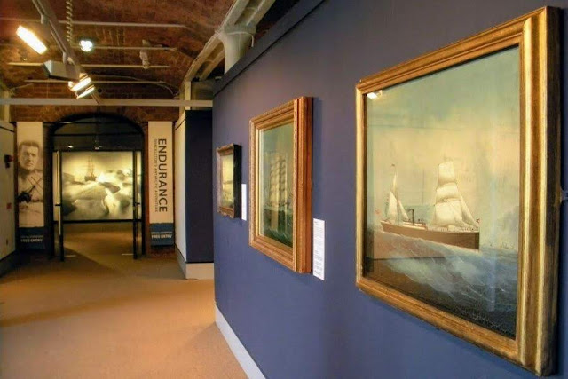 Liverpool in a day: Merseyside Maritime Museum