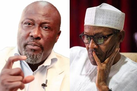 """Buhari Has No Certificate Yet Attends Global Education Summit"" – Dino Melaye Launches Fresh Attack"