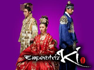 Ver serie emperatriz ki en español online gratis, novela emperatriz ki capítulo 37