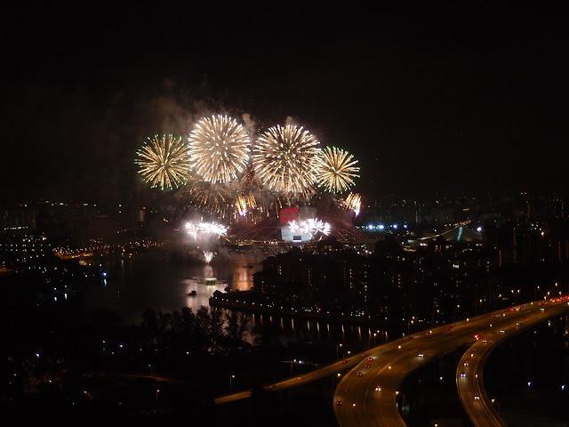 NDP 2016 fireworks