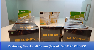 PROMOSI, 08123 01 8900 (Bpk. Alid),  Brainking Plus di Batam