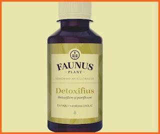 Tinctura DETOXIFIUS pareri forumuri remedii detoxifiere