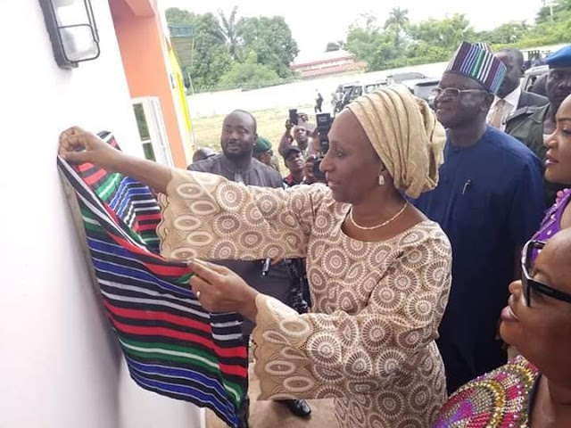 MRS.OSINBAJO CHARGES BENUE YOUTH TO SEE THEMSELVES AS DESTINED FOR GREATNESS