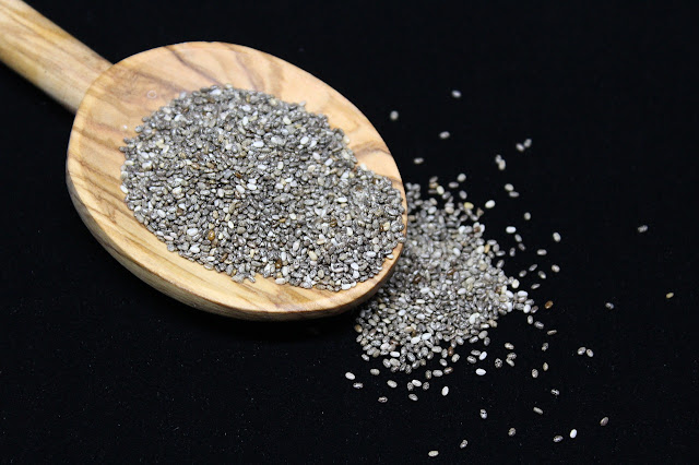 chia seeds fight inflammation in the body