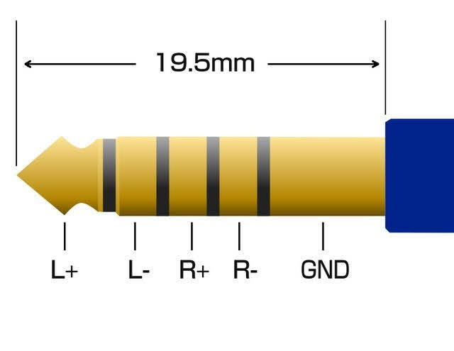 【攝影知識】搞懂各種音訊接頭,耳機、麥克風輸入輸出全搞定 - 4.4mm TRRRS 是目前技術最先進的規格之一