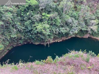 Furna 1 no Parque Estadual Vila Velha