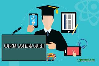 Format Jurnal Agenda Guru Dalam Mengajar