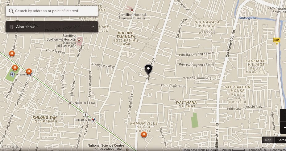 S Sense Spa Bangkok Map,Map of S Sense Spa Bangkok Thailand,Tourist Attractions in Bangkok Thailand,Things to do in Bangkok Thailand,S Sense Spa Bangkok Thailand accommodation destinations attractions hotels map reviews photos pictures