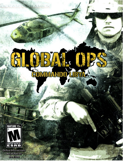 تحميل و تنزيل و تثبيت لعبة Global Ops Commando Libya Free Download