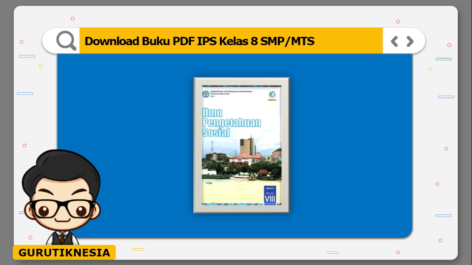 download  buku pdf ips kelas 8 smp/mts