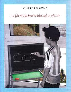 """la fórmula preferida del profesor yoko ogawa funambulista lo que leo"""