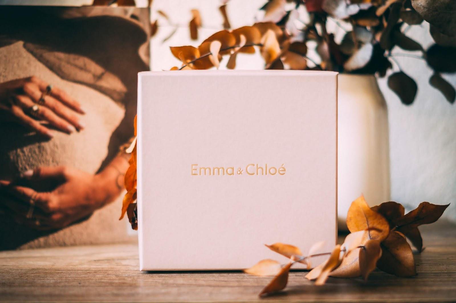box bijoux createur Emma & Chloé