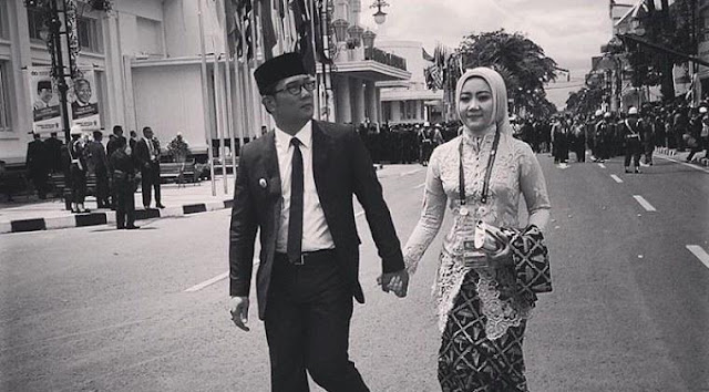 Tips Mencari Suami Ala Ridwan Kamil ( Walikota Bandung )