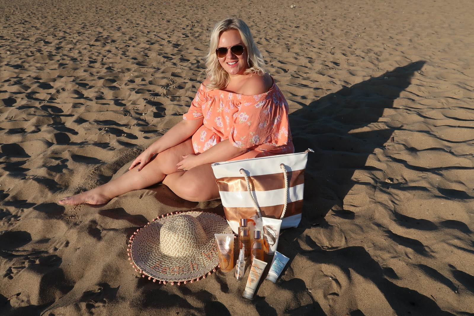 Get Ready For Warm Days with the Sanctuary Spa Summer Sun Beach Bag from Boots