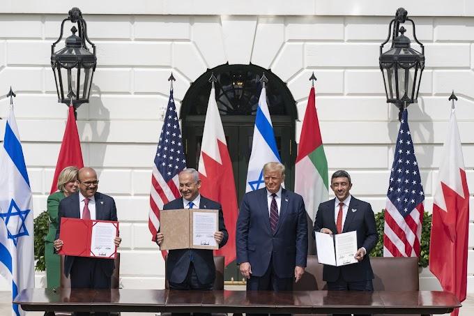 تجميد الولايات المتحدة للأموال المرتبطة بإتفاقية أبراهام يربك حسابات المغرب والإمارات العربية المتحدة.