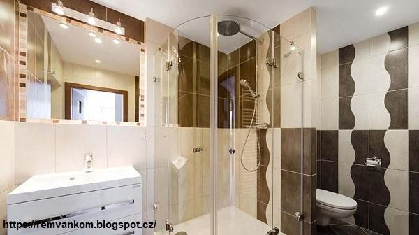 Ремонт четырехкомнатной квартиры с двумя ванными. Ванная родителей
