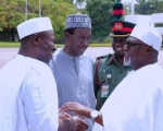 2019 POLL: NSA Monguno, GOV Okorocha, GOV Ganduje, Others Fingered In ILLEGAL ARMS DEAL