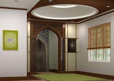 Desain Musholla Minimalis