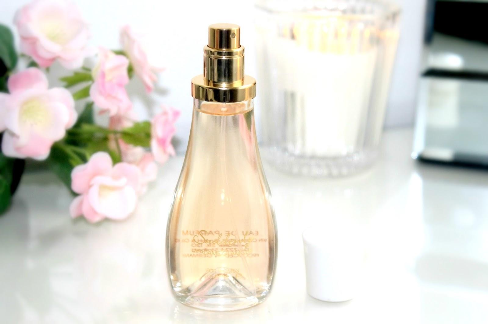 Suddenly Madame Glamour Eau De Parfum Review Bonjour Stephanie