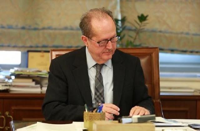 Ο Νίκας υπογράφει για σειρά έργων για την Αργολίδα